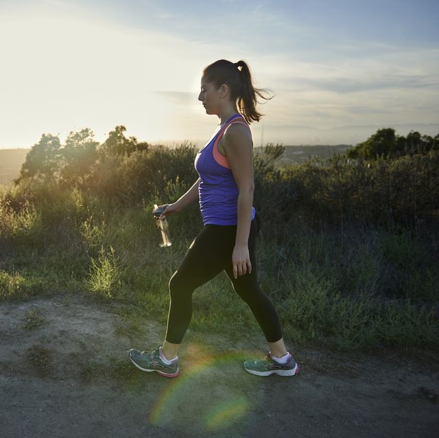 walking 20,000 steps a day, women's health uk