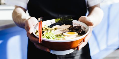 Food, Dish, Cuisine, Comfort food, Ingredient, Recipe, Lunch, Soup, Bibimbap, Meal,