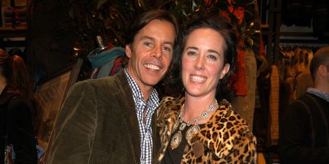 34251acd3be9 Kate Spade and Andy Spade s Love Story - Facts About Kate s Family ...