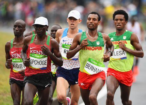 rio olympics marathon