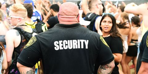 People, Crowd, Event, Muscle, Physical fitness, Team, T-shirt,