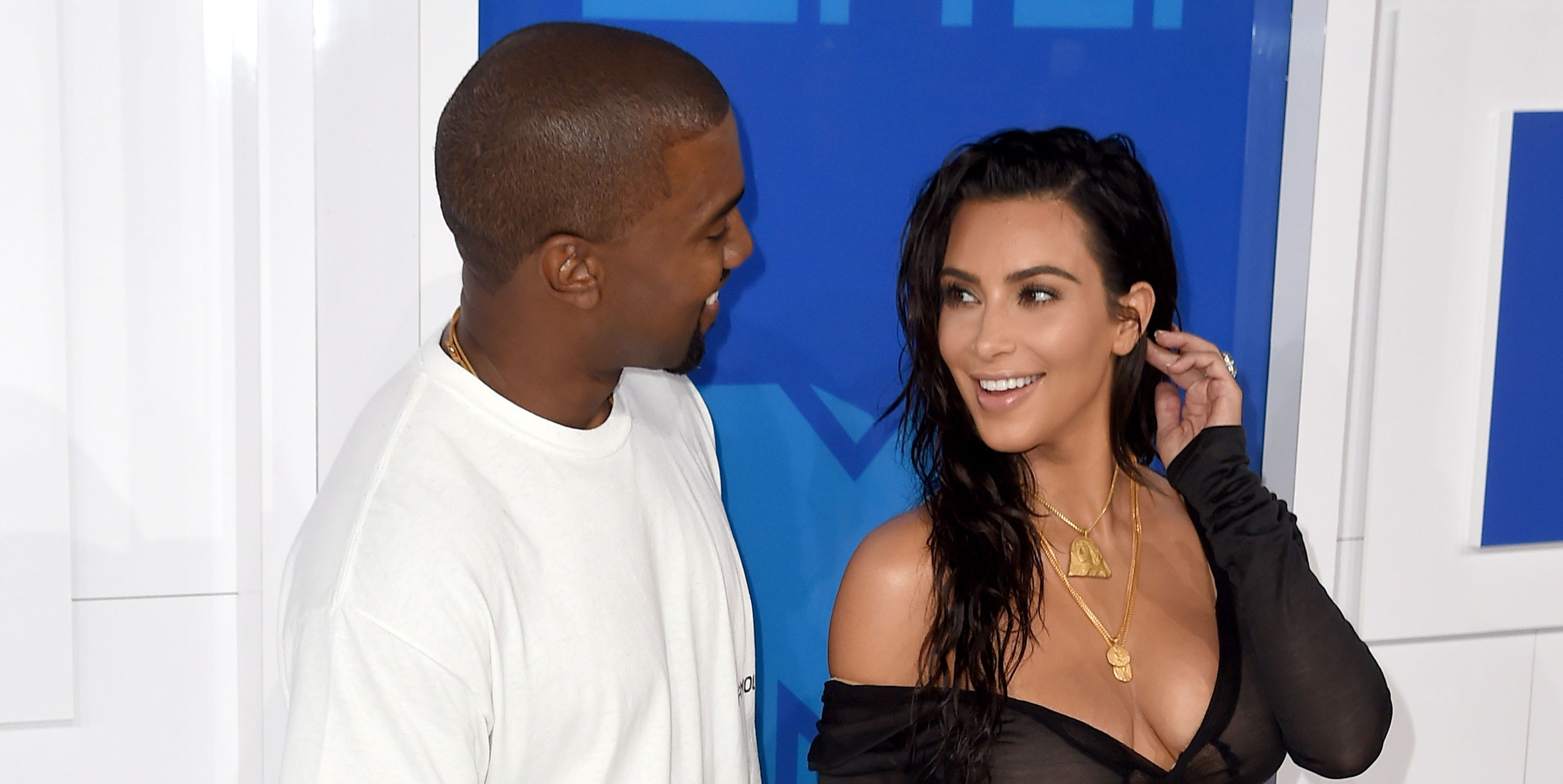 Kanye West Returns to Instagram for Kim Kardashian
