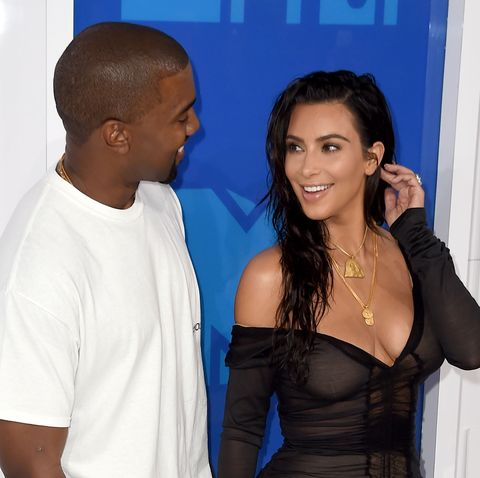 kim kardashian and kanye west when did they start dating