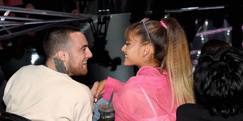 Ariana Grande, Mac Miller, Myron,