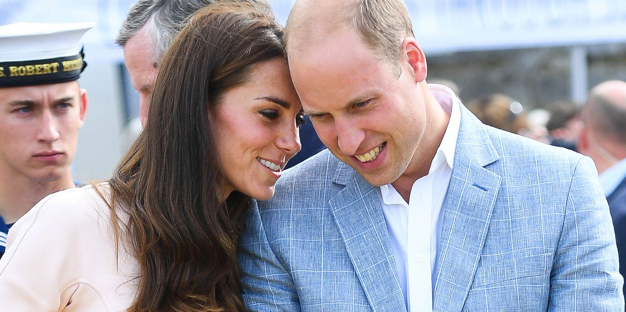 The Duke & Duchess Of Cambridge Visit Cornwall