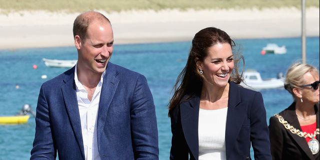 Prince William And Kate Middleton 'Enjoy' Isles Of Scilly Holiday With Children