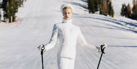 ski vacation outfit