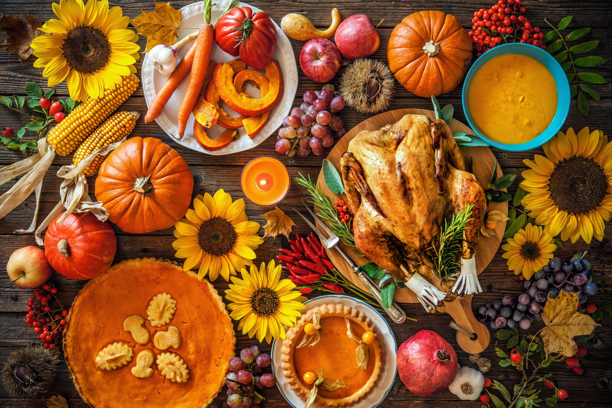 When is Thanksgiving Day (USA) in 12222?