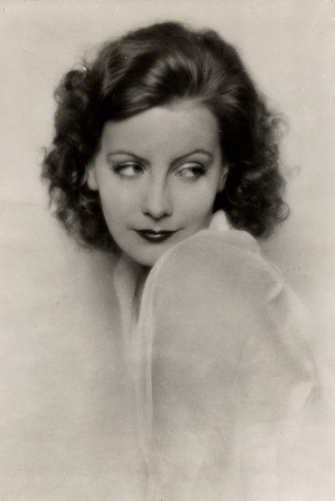 Portrait of Greta Garbo, 1927