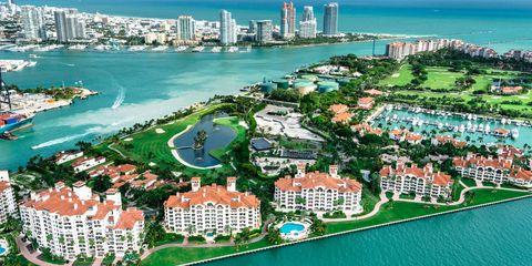 Metropolitan area, City, Urban design, Property, Bird's-eye view, Human settlement, Urban area, Real estate, Water, Artificial island,