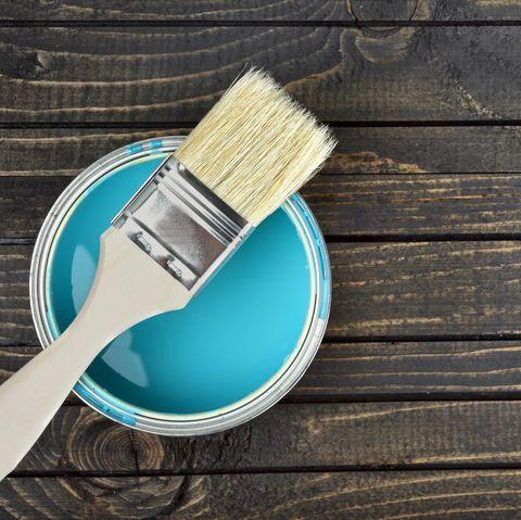 semi gloss paint