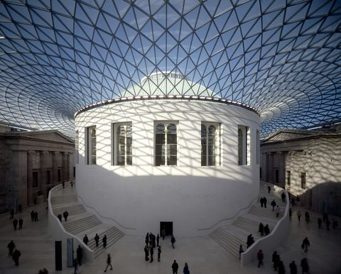 Architecture, Building, Daylighting, Tourist attraction, Dome, Ceiling, Space, House, Facade,