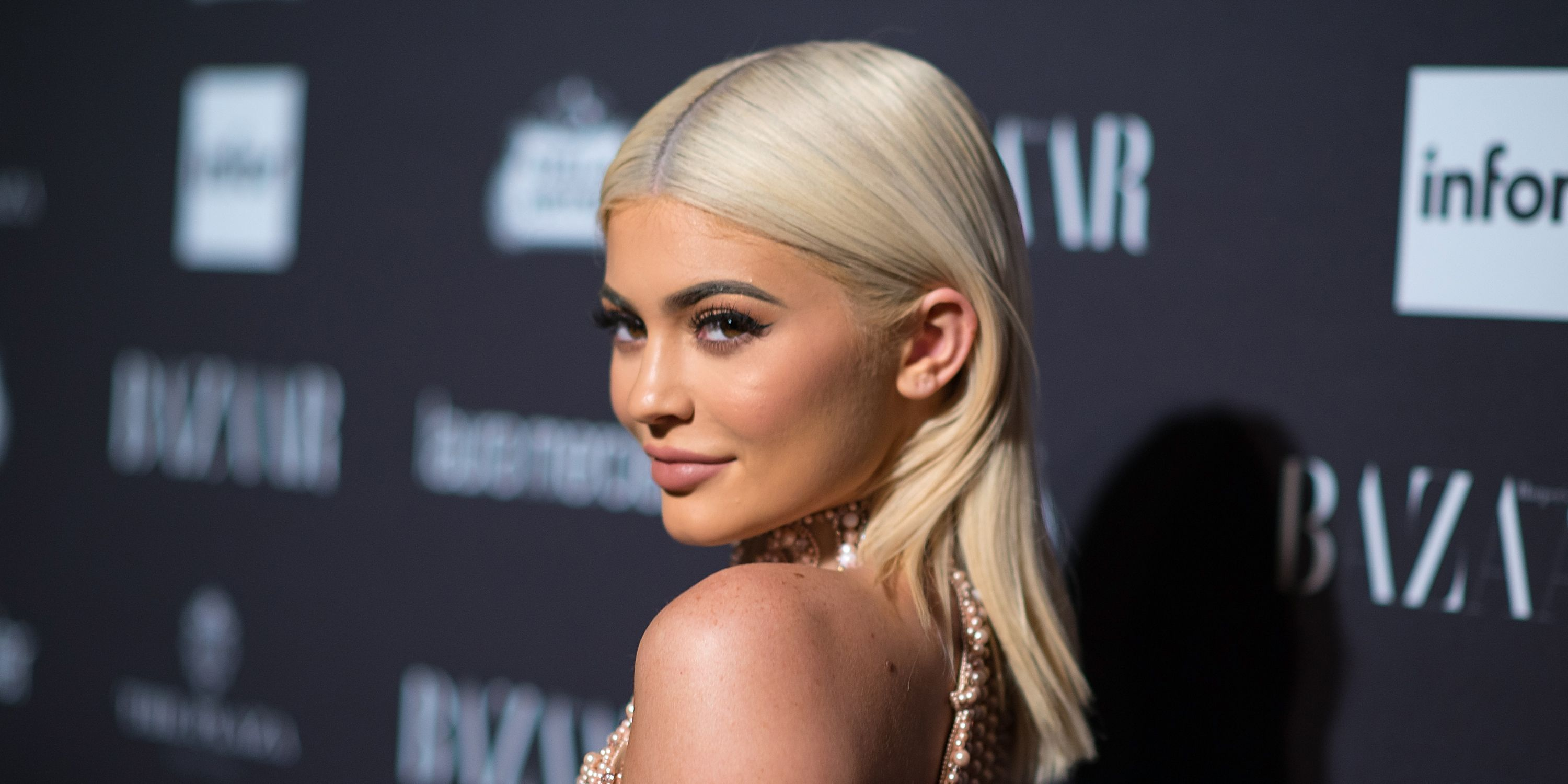 Kylie Jenner just gave a tour of the inside of her home and woah