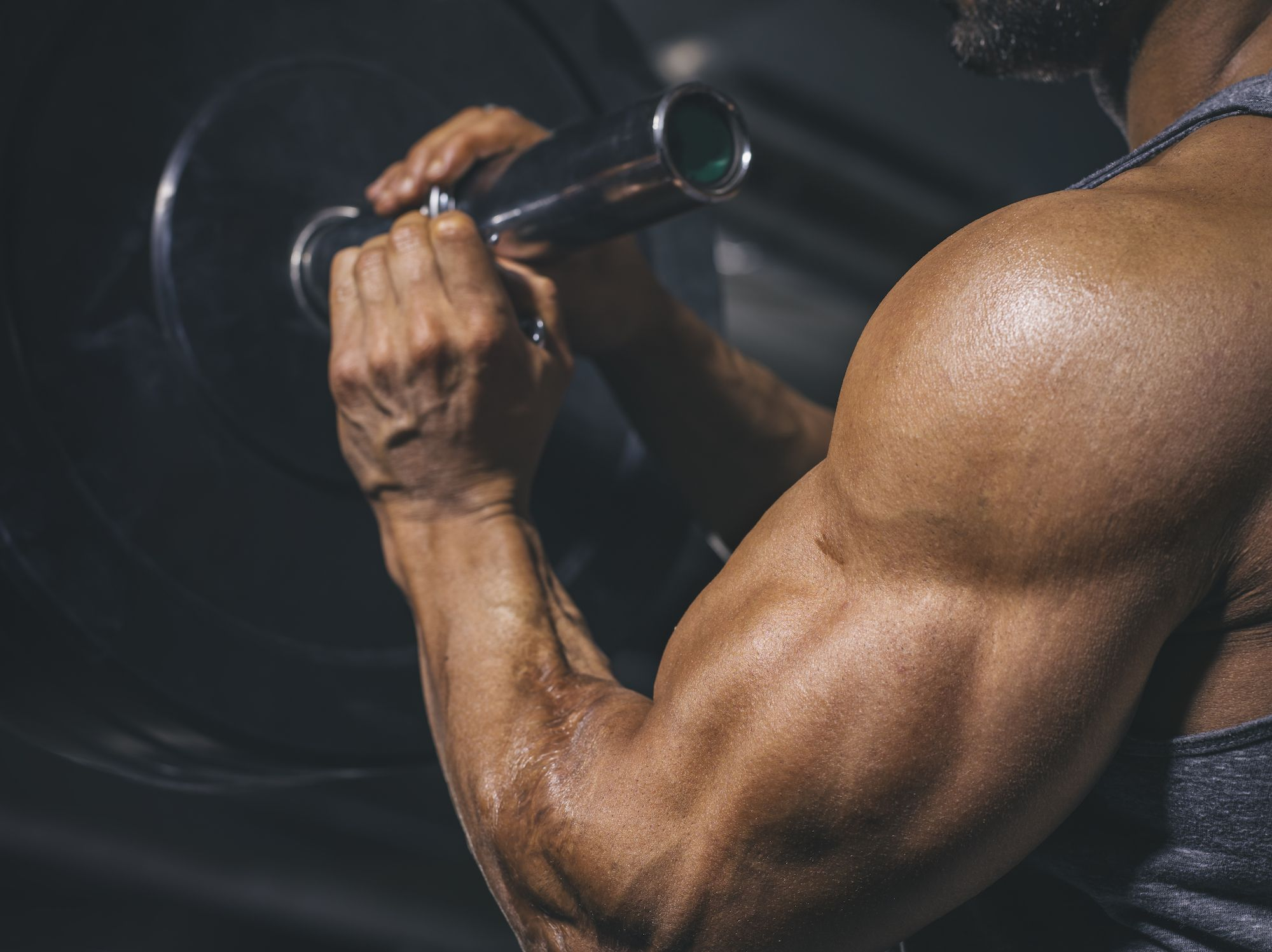 how to gain muscle how to build muscle without lifting more
