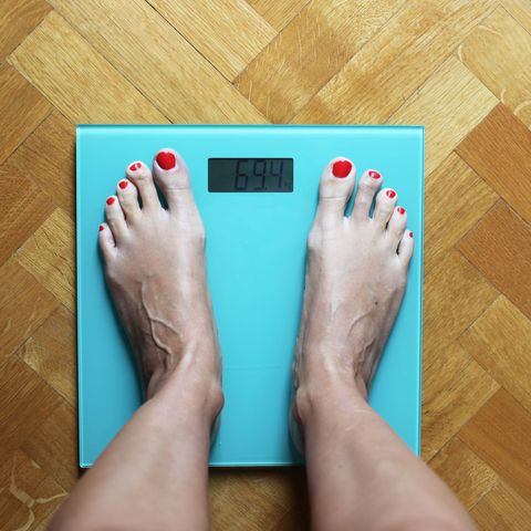 Perimenopause and weight gain