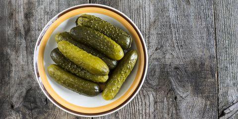 Food, Pickled cucumber, Cucumber, Gherkin, Cucumis, Cucumber, gourd, and melon family, Spreewald gherkins, Cuisine, Dish, Tursu,