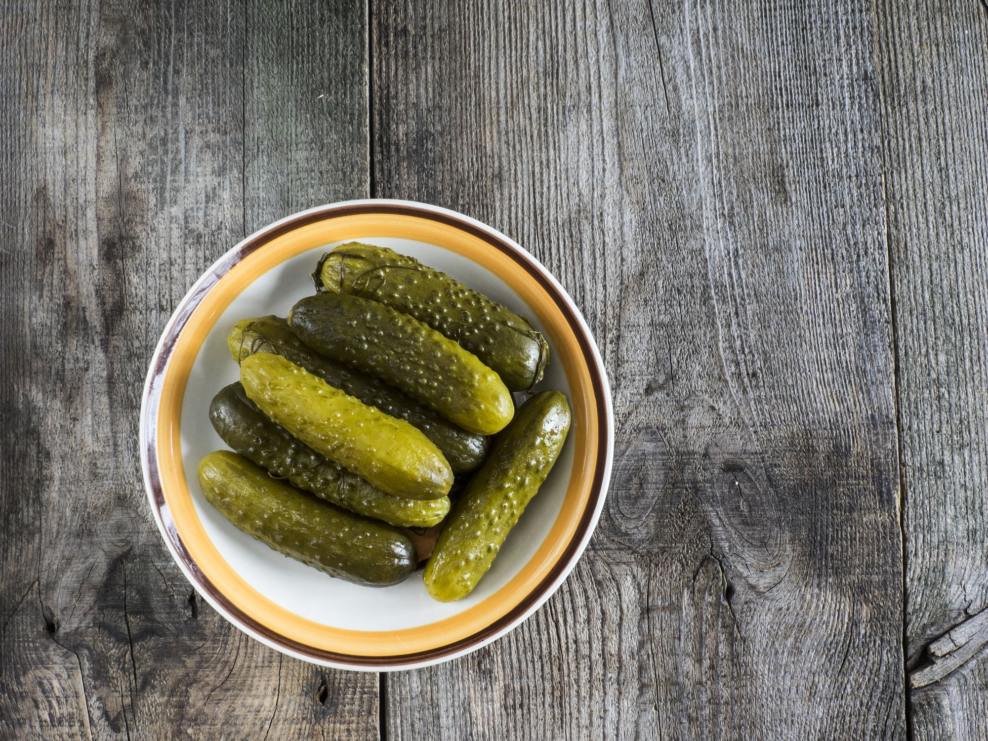 is pickle juice good for you?