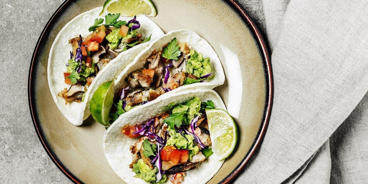 How To Make Zucchini Taco Shells - Healthy Taco Night Recipes