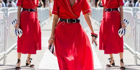 9a4b7f6f491277 Rosso di sera per tutte le sere: il colore moda dell'estate 2018 è red  (hot) passion