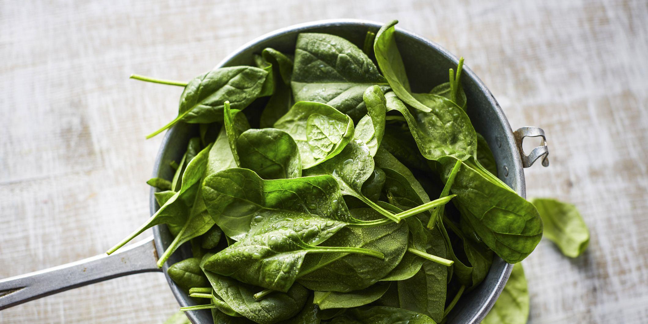 Assaporare le mille proprietà degli spinaci freschi o surgelati con queste 23 ricette stuzzicanti è doveroso
