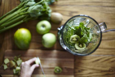 Food, Vegetable, Ingredient, Vegetable juice, Plant, Produce, Cuisine, Vegetarian food, Dish, Scallion,