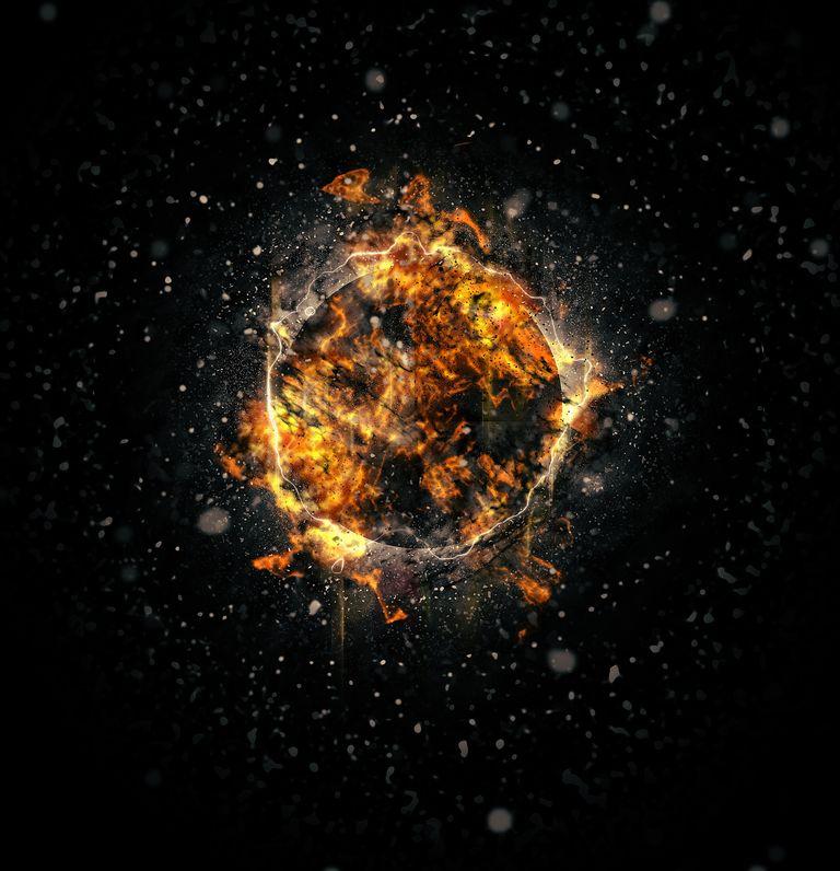 Abbiamo scoperto un nuovo tipo di esplosione stellare, 10 volte più potente di una supernova