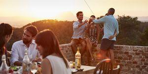 fiesta en la terraza amazon