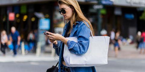 shopping bag woman ss
