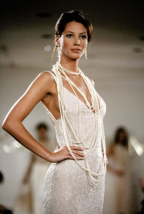 Fashion model, Clothing, Fashion, Dress, Gown, Beauty, Fashion design, Wedding dress, Fashion show, Haute couture,