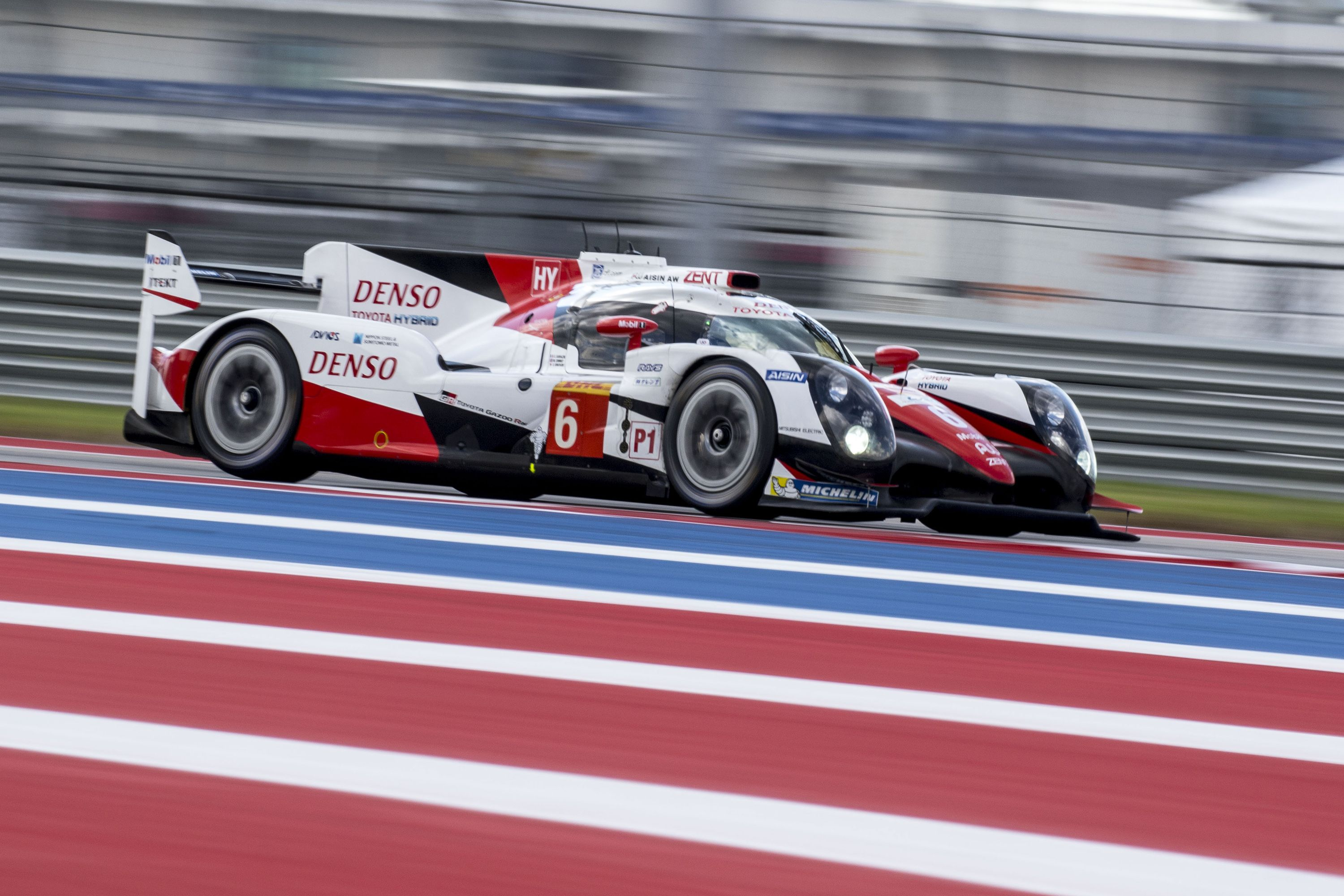 The World Endurance Championship Will Race at COTA in February