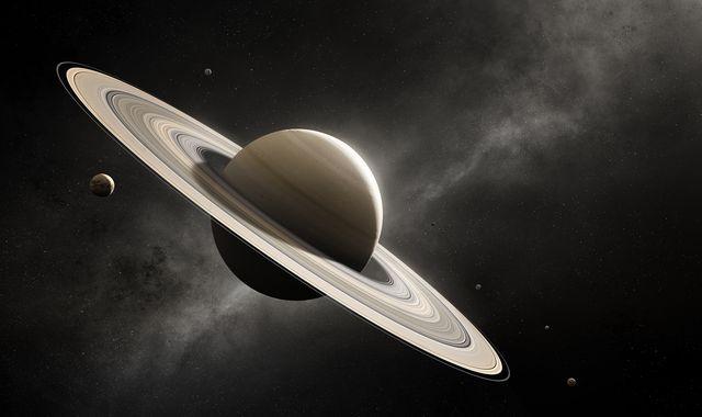 """Gli anelli di Saturno """"suonano"""" come un campanello spaziale"""