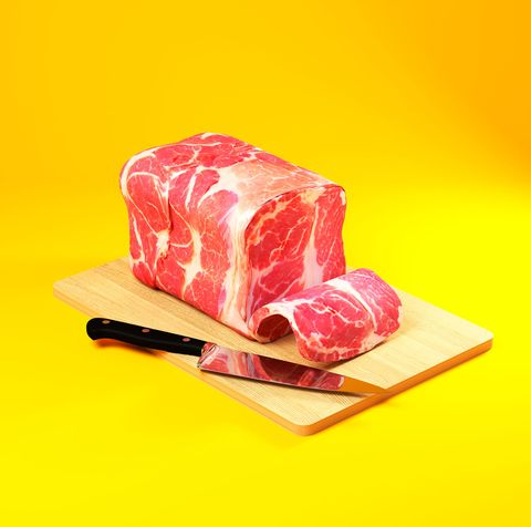 Animal fat, Capicola, Food, Bayonne ham, Salt-cured meat, Prosciutto, Meat, Jamón serrano, Cuisine, Red meat,