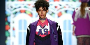 Anna Sui - Runway - September 2016 New York Fashion Week: The Shows