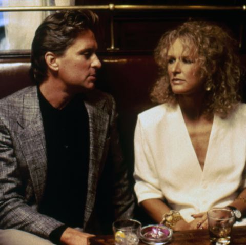 On the set of Fatal Attraction
