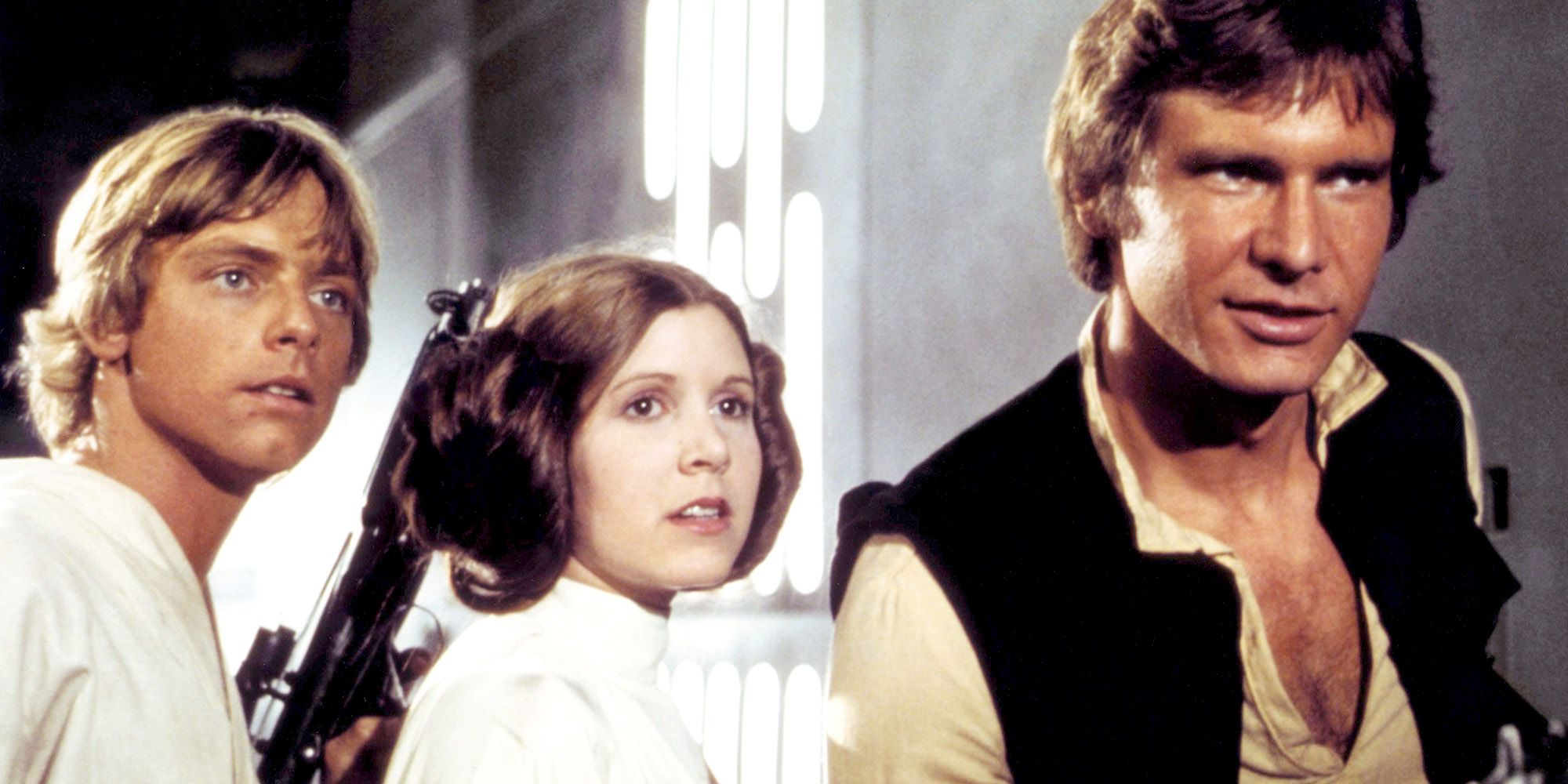 Carrie Fisher, Mark Hamill, And Harrison Ford Talk Their Star Wars Love Triangle In This Long Lost Empire Strikes Back Doc