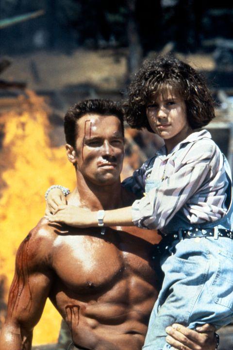 Comando De Schwarzenegger La Mejor Peli De Acción De Los 80