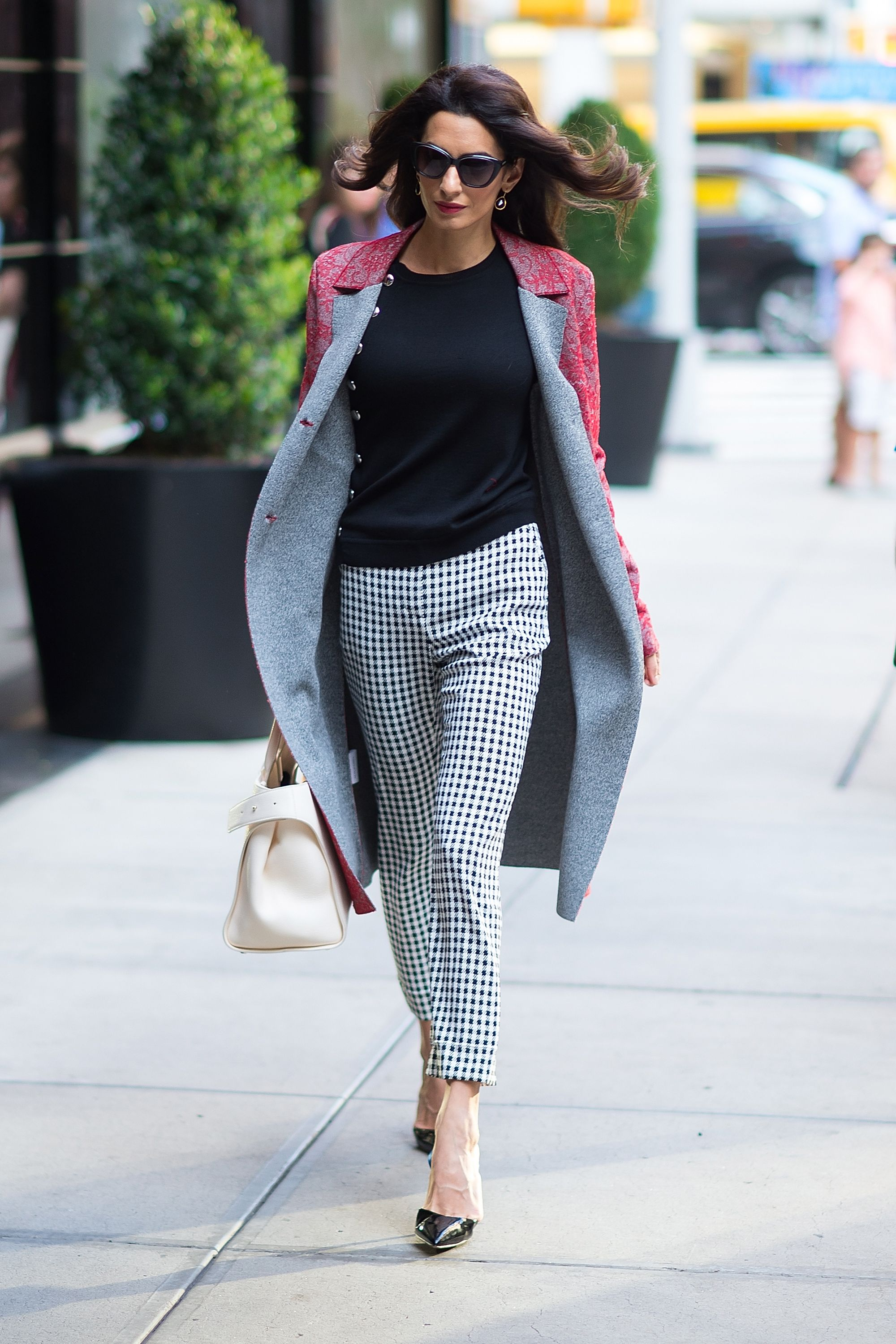 Amal Clooney Style Photos \u2014 Best Amal Clooney Outfits
