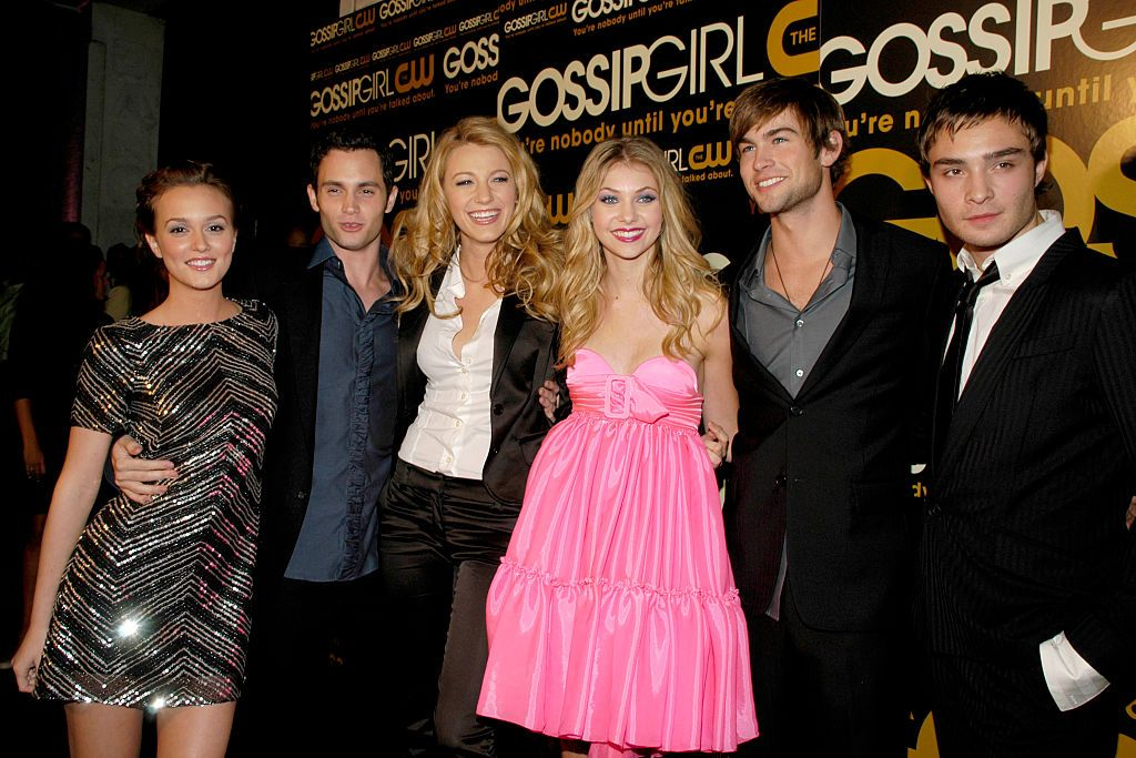 These Are All Of Your Favorite 'Gossip Girl' Stars, Then And Now