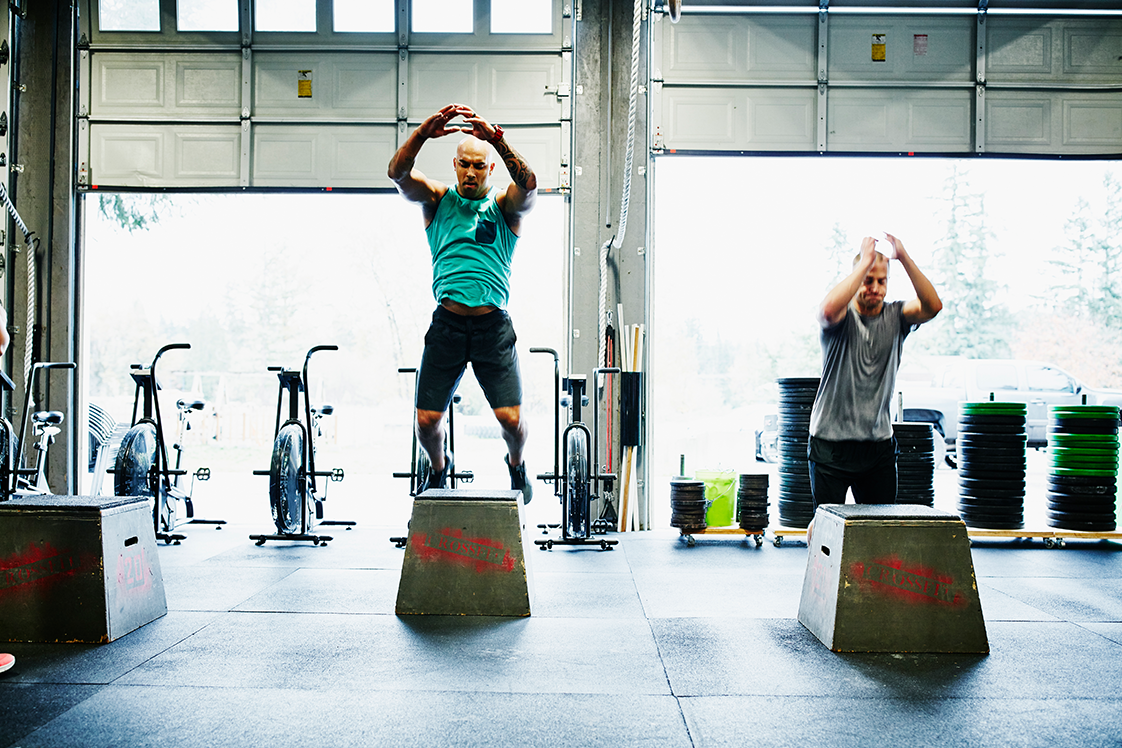 Create Your Own Killer MetCon Workout - Best Metabolic