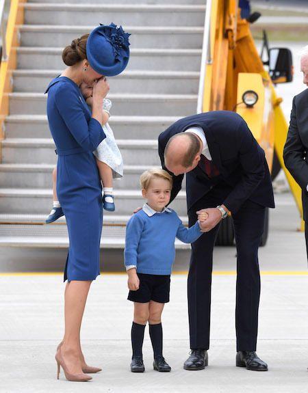 Middleton obbliga la sua Royal Family a vestirsi come lei - Marieclaire