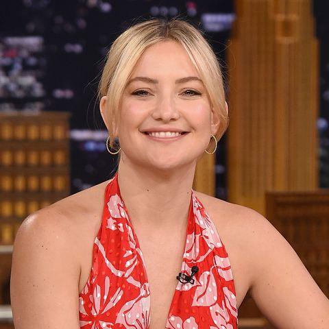 "Kate Hudson Visits ""The Tonight Show Starring Jimmy Fallon"""