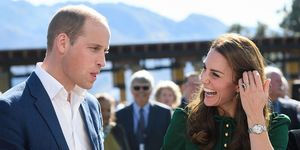 Kate Middleton, Prins William