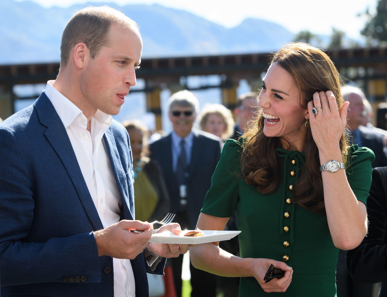 凱特王妃,英國皇室