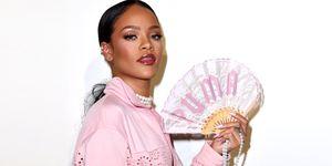 Rihanna Puma Fan