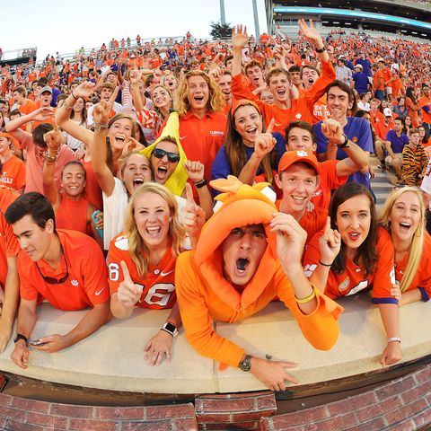 I Rejected Sports and All Its Rituals. Then I Married a Clemson Fan.