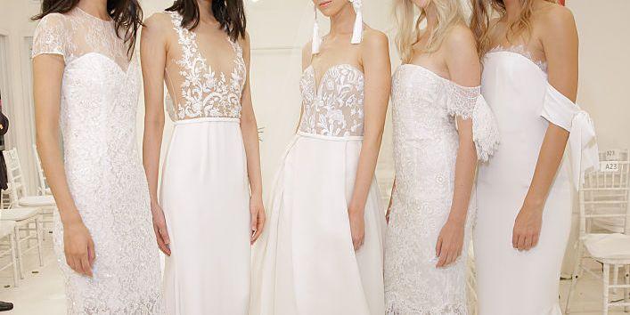 16 Best Fall Wedding Dresses - Designer Fall 2017 Bridal Gown ...