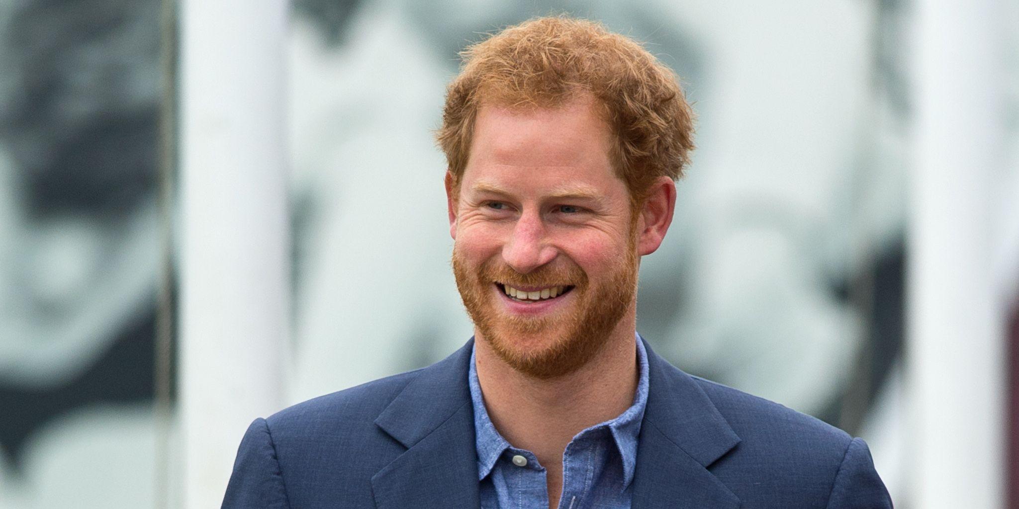 Inspirasi dari Putri Diana,  Pangeran Harry Berikan Hadiah Ini di Pembaptisan Pengeran Louis, Seharga 150 Juta!