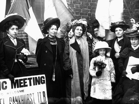 10 veces en las que la moda marcó un antes y un después en la historia del feminismo