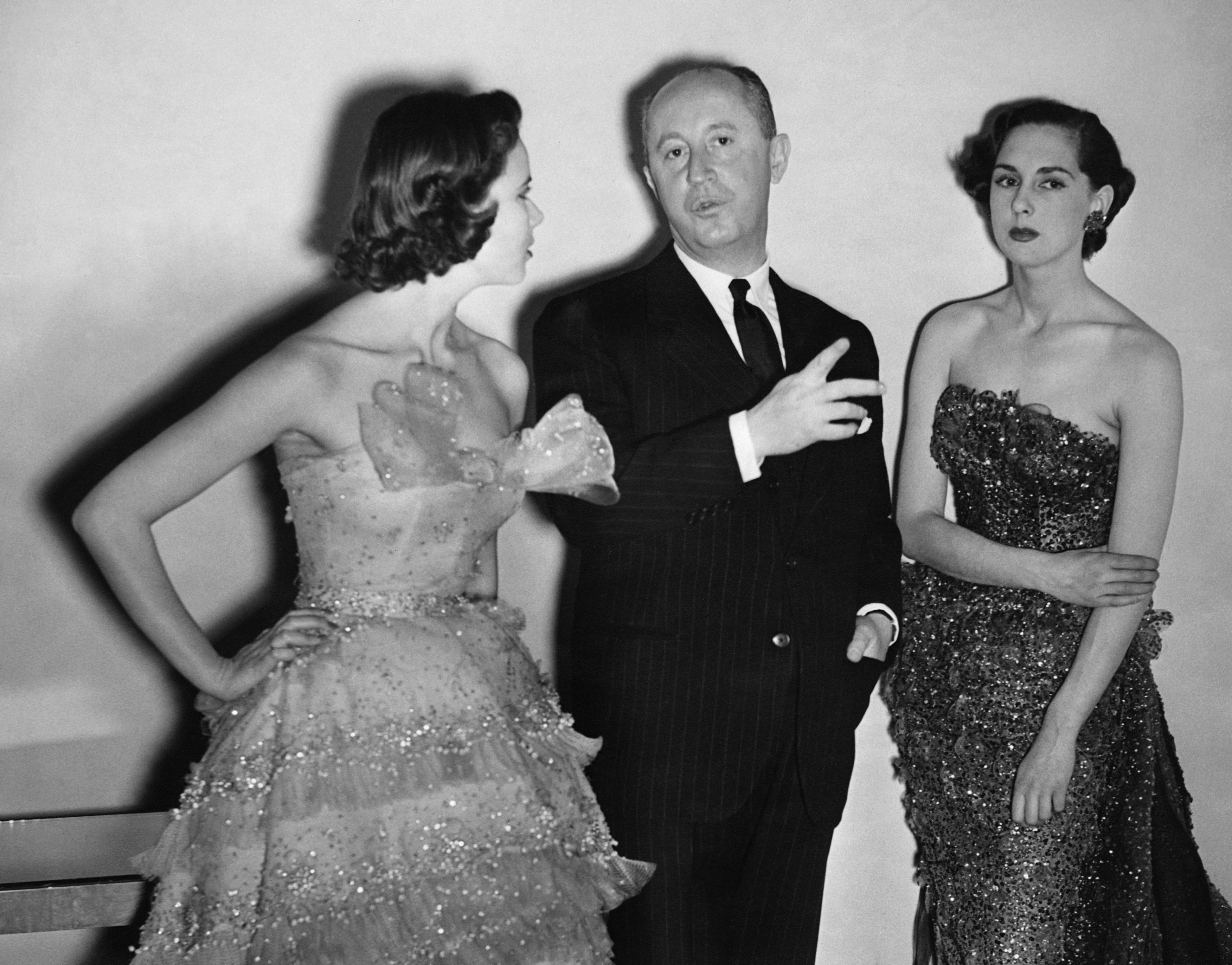 c67790245a52 Charting Christian Dior s Most Iconic Looks Throughout the Years ...
