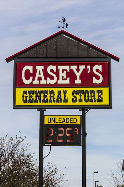 Stores Open on Christmas - Casey's General Store Gas and Convenience